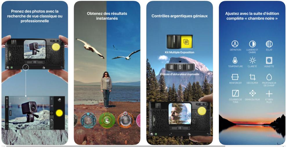 Les Meilleures applications pour éditer des photos sur mobile en 2018 14