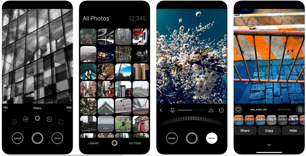 Les Meilleures applications pour éditer des photos sur mobile en 2018 12