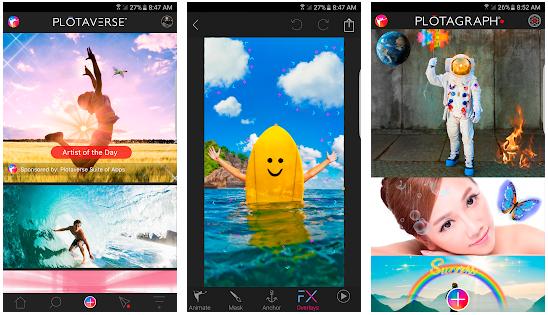 Les Meilleures applications pour éditer des photos sur mobile en 2018 16