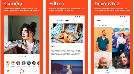 Les Meilleures applications pour éditer des photos sur mobile en 2018 13