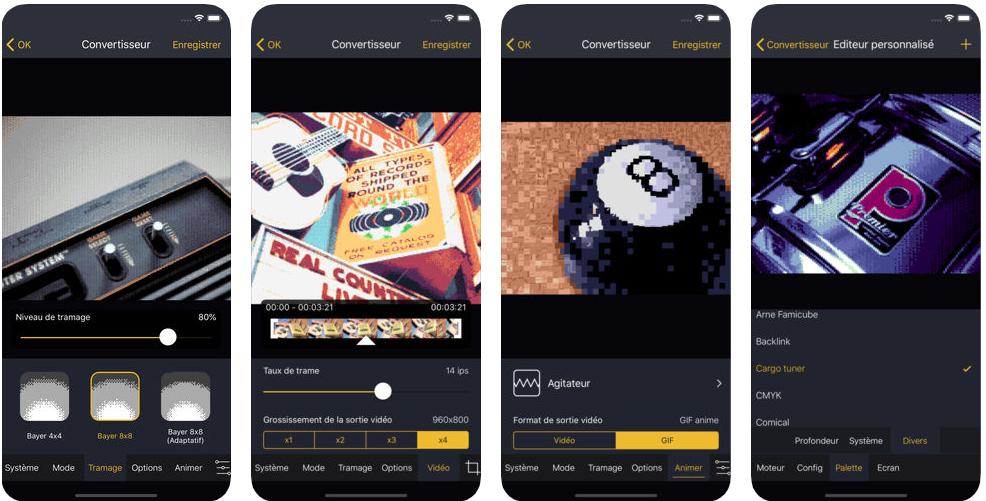 Les Meilleures applications pour éditer des photos sur mobile en 2018 17