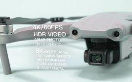 DJI lance Mavic Air 2 avec une batterie améliorée et un nouveau contrôleur 3