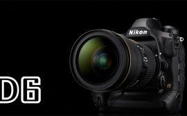 Le Nikon D6 sera disponible à partir du 21 mai 2