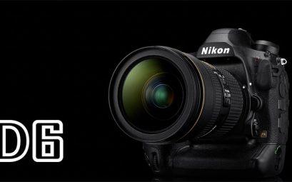 Le Nikon D6 sera disponible à partir du 21 mai 4