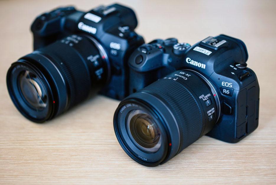 Des YouTubers confirme la surchauffe des Canon EOS R5 et R6 1