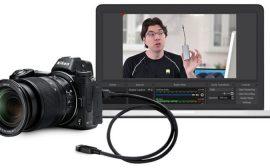 Nikon lance la version bêta de son application Webcam pour simplifier le streaming vidéo depuis ses boîtiers 2