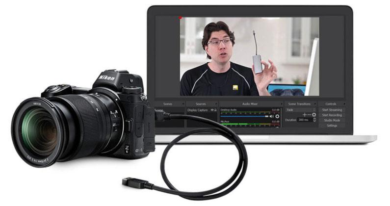 Nikon lance la version bêta de son application Webcam pour simplifier le streaming vidéo depuis ses boîtiers 1