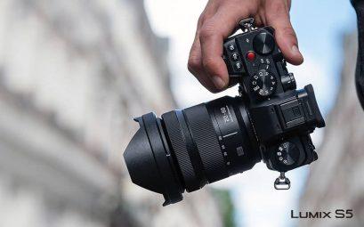 Panasonic présente un nouvel appareil photo hybride pour la photo et la vidéo avec le Lumix S5 3