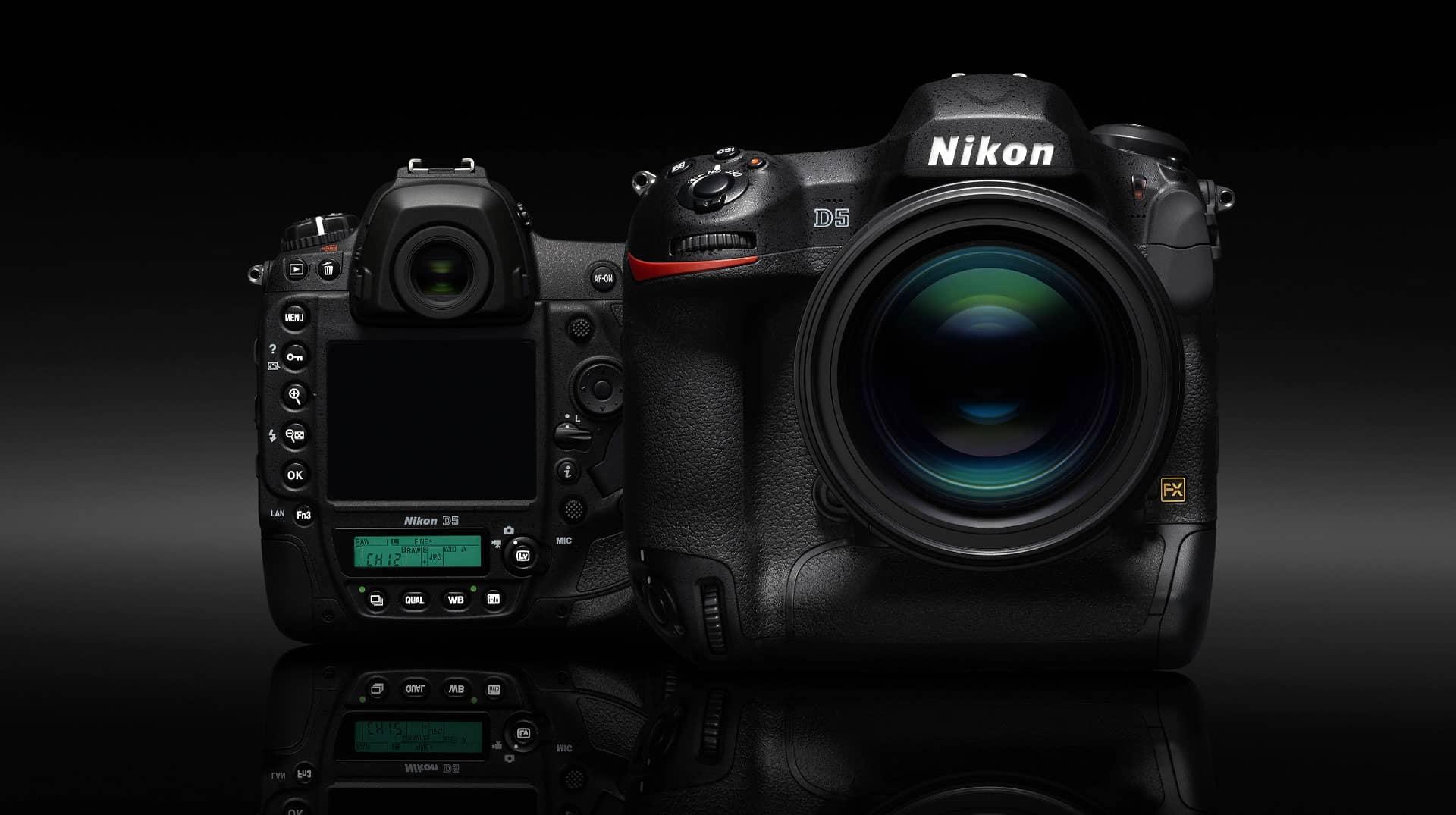 La mise à jour du firmware du Nikon D6 améliore l'autofocus et corrige différents bugs 1