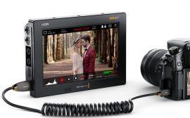 Les Nikon Z6 et Z7 peuvent désormais stocker des vidéos RAW sur les appareils Blackmagic 3