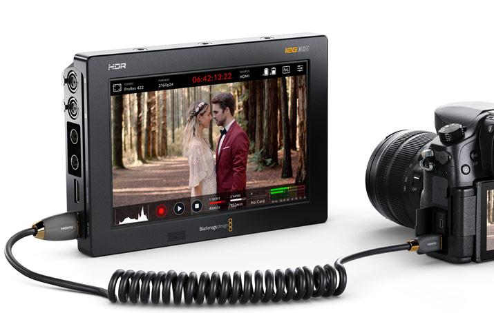 Les Nikon Z6 et Z7 peuvent désormais stocker des vidéos RAW sur les appareils Blackmagic 1