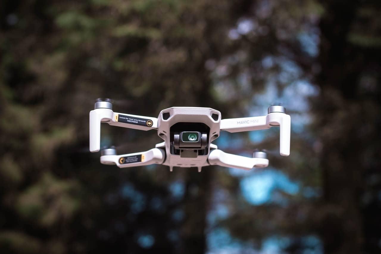DJI sort un minidrone avec des enregistrements 4K 1