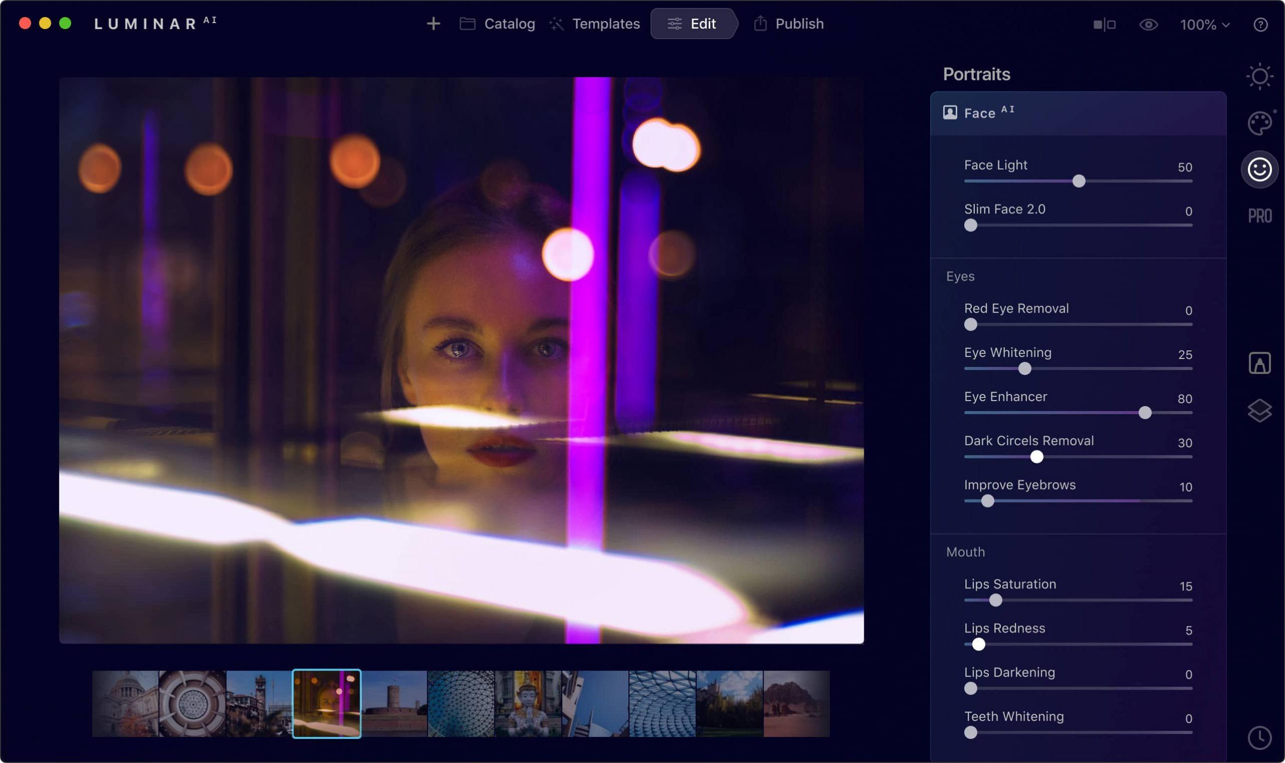 Luminar AI est maintenant disponible en téléchargement 1